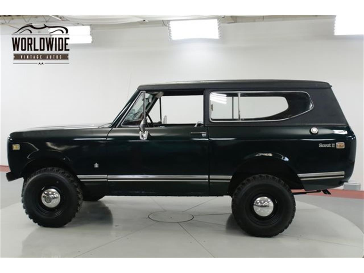 1973 International Scout for sale in Denver , CO – photo 6