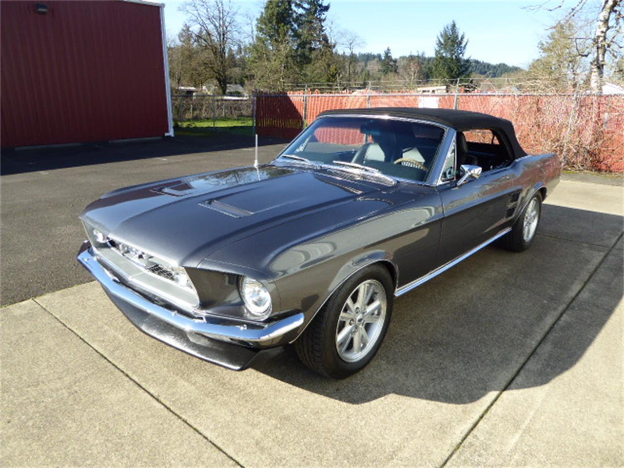 1967 Ford Mustang for sale in Turner, OR – photo 4