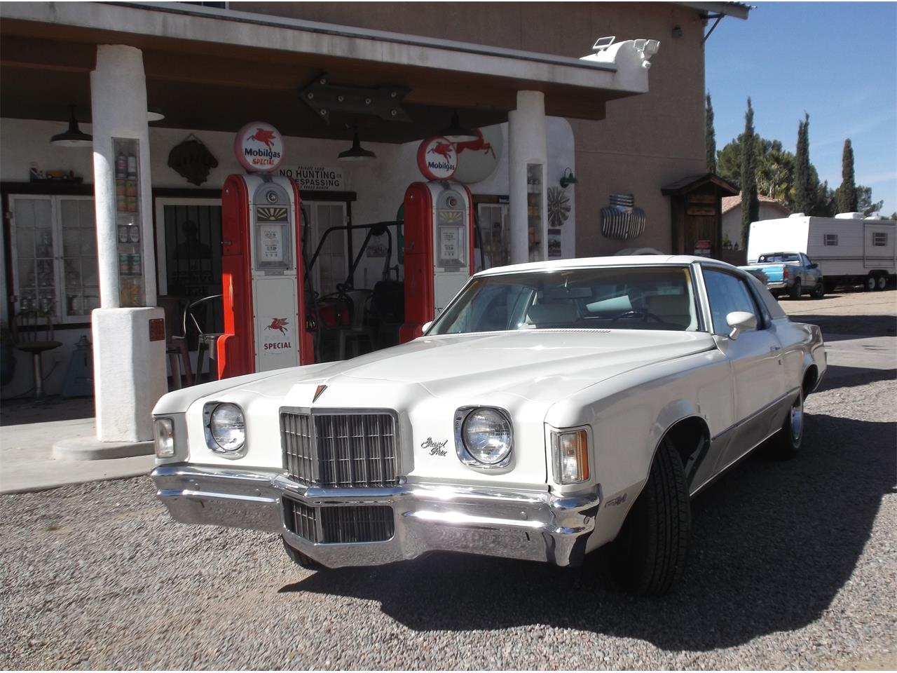 1972 Pontiac Grand Prix For Sale In Phoenix Az Classiccarsbay Com