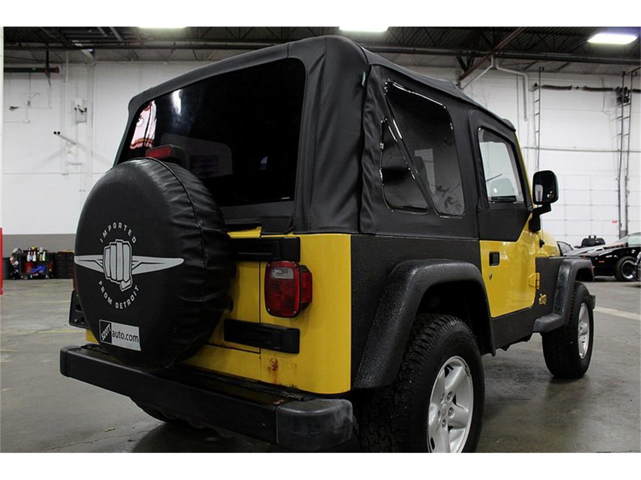 2005 Jeep Wrangler for sale in Kentwood, MI – photo 23