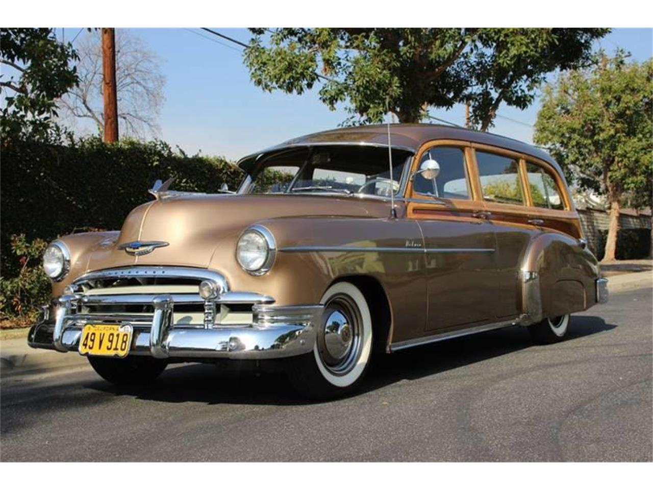 1950 Chevrolet Styleline Deluxe for sale in La Verne, CA – photo 15