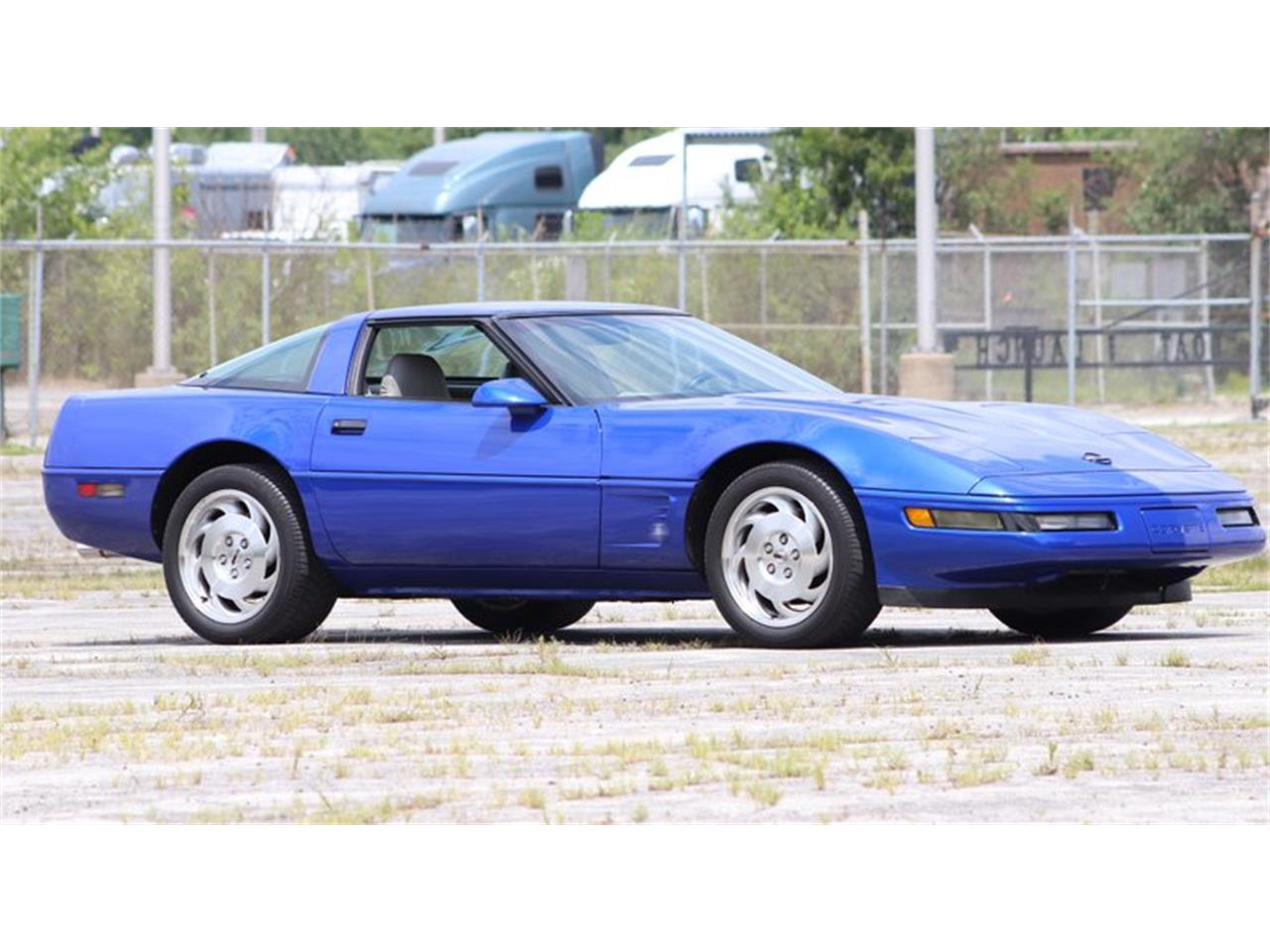 1995 Chevrolet Corvette for sale in Alsip, IL – photo 68