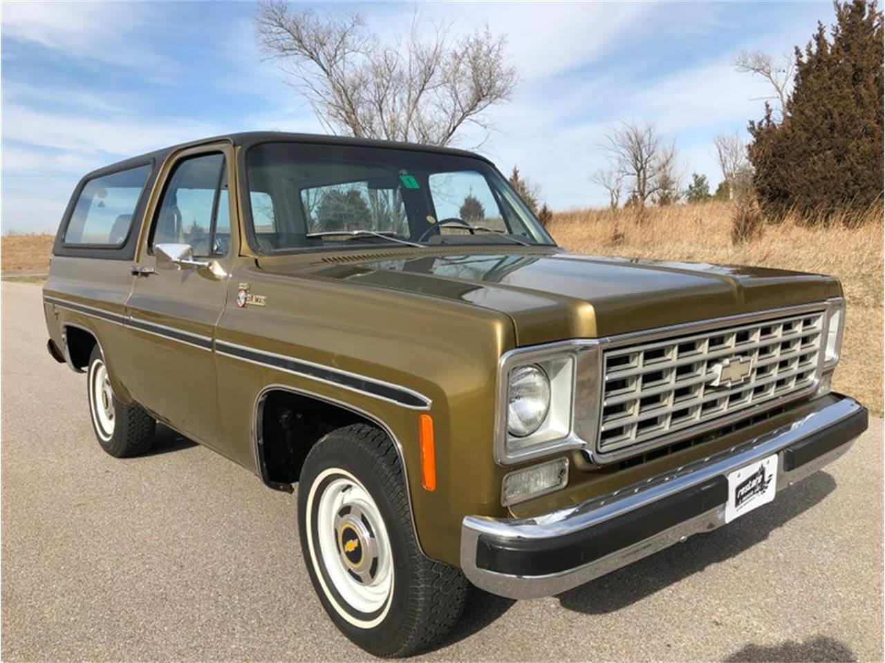 1976 Chevrolet Blazer for sale in Lincoln, NE