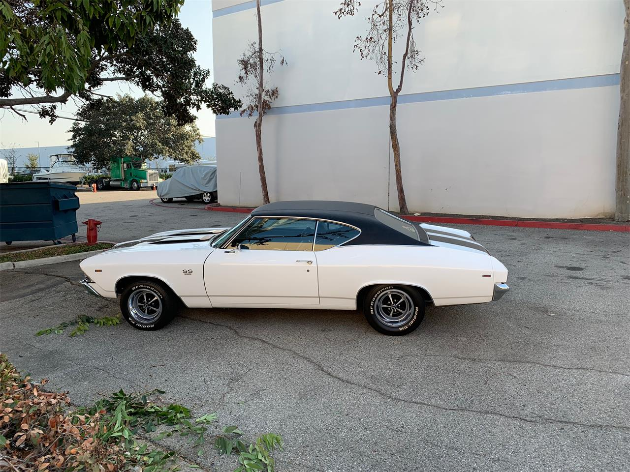 1969 Chevrolet Chevelle SS for sale in Irvine, CA