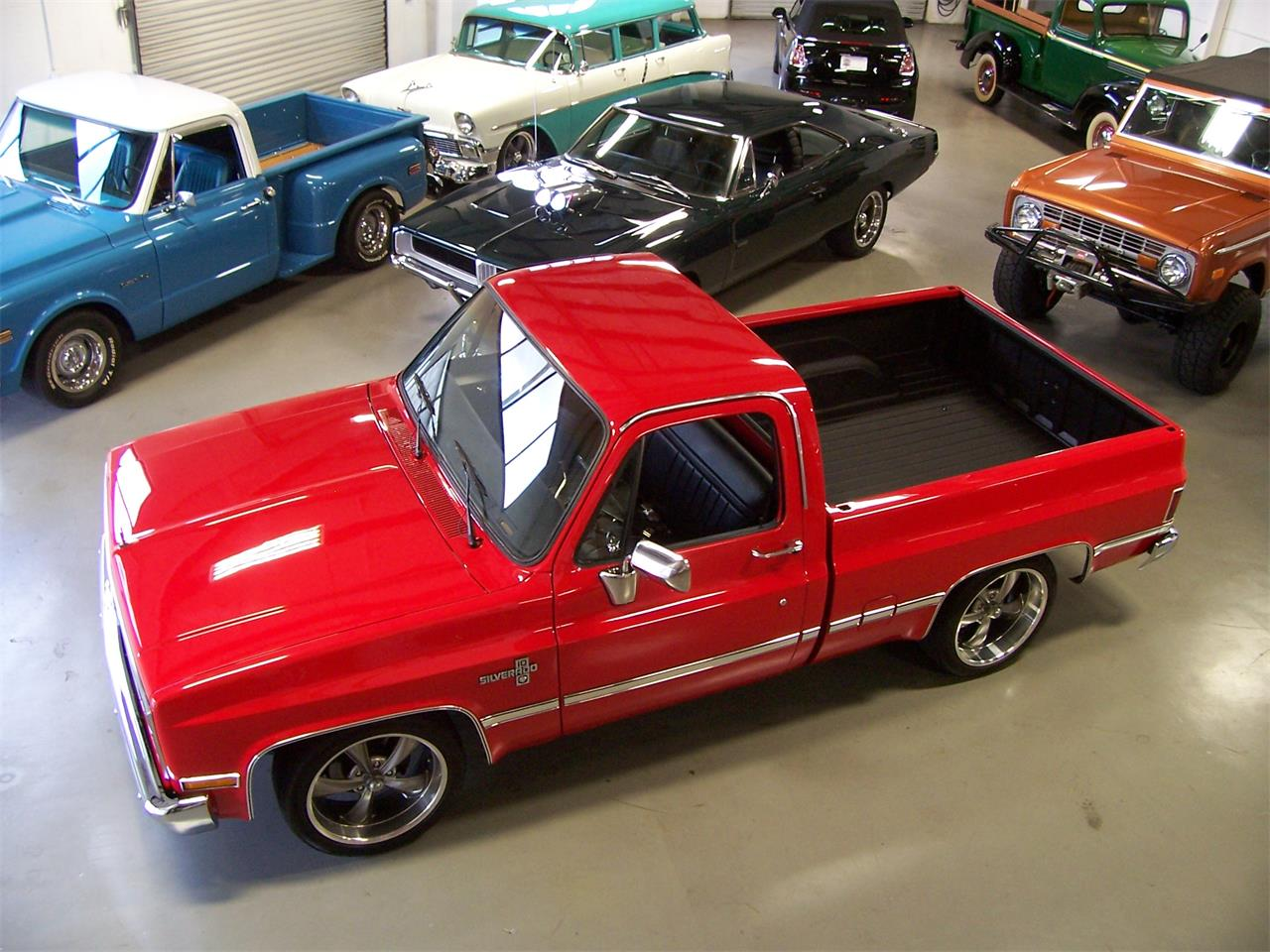 1985 Chevrolet C/K 10 for sale in Alpharetta, GA – photo 10