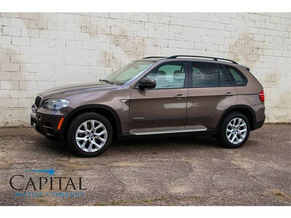 BMW 7-Passenger X5 w/Navigation! Gorgeous Color & Priced Under $15k! for sale in Eau Claire, MN – photo 12