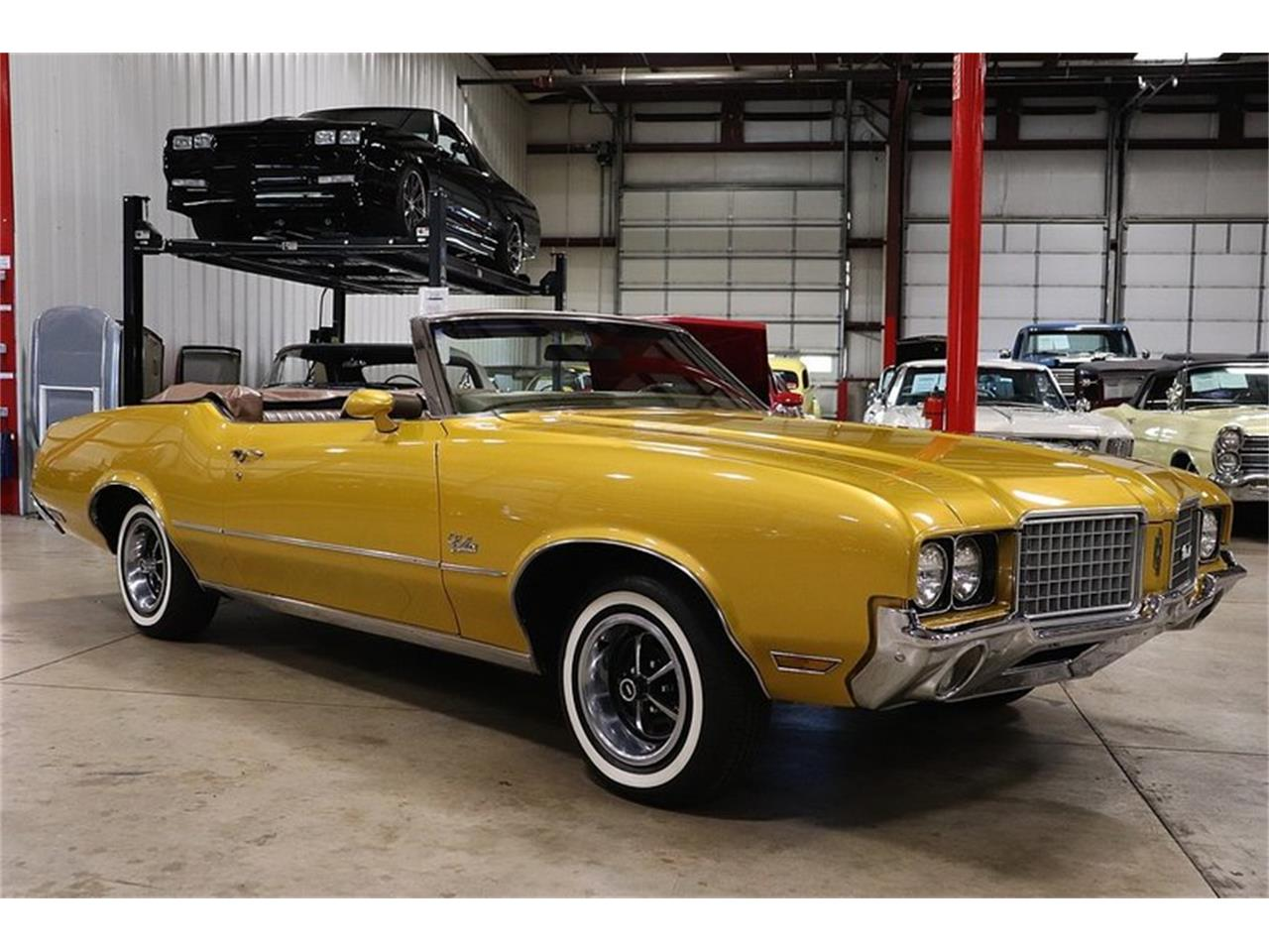 1972 Oldsmobile Cutlass for sale in Kentwood, MI – photo 7