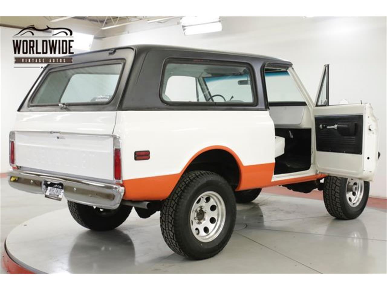 1969 Chevrolet Blazer for sale in Denver , CO – photo 44