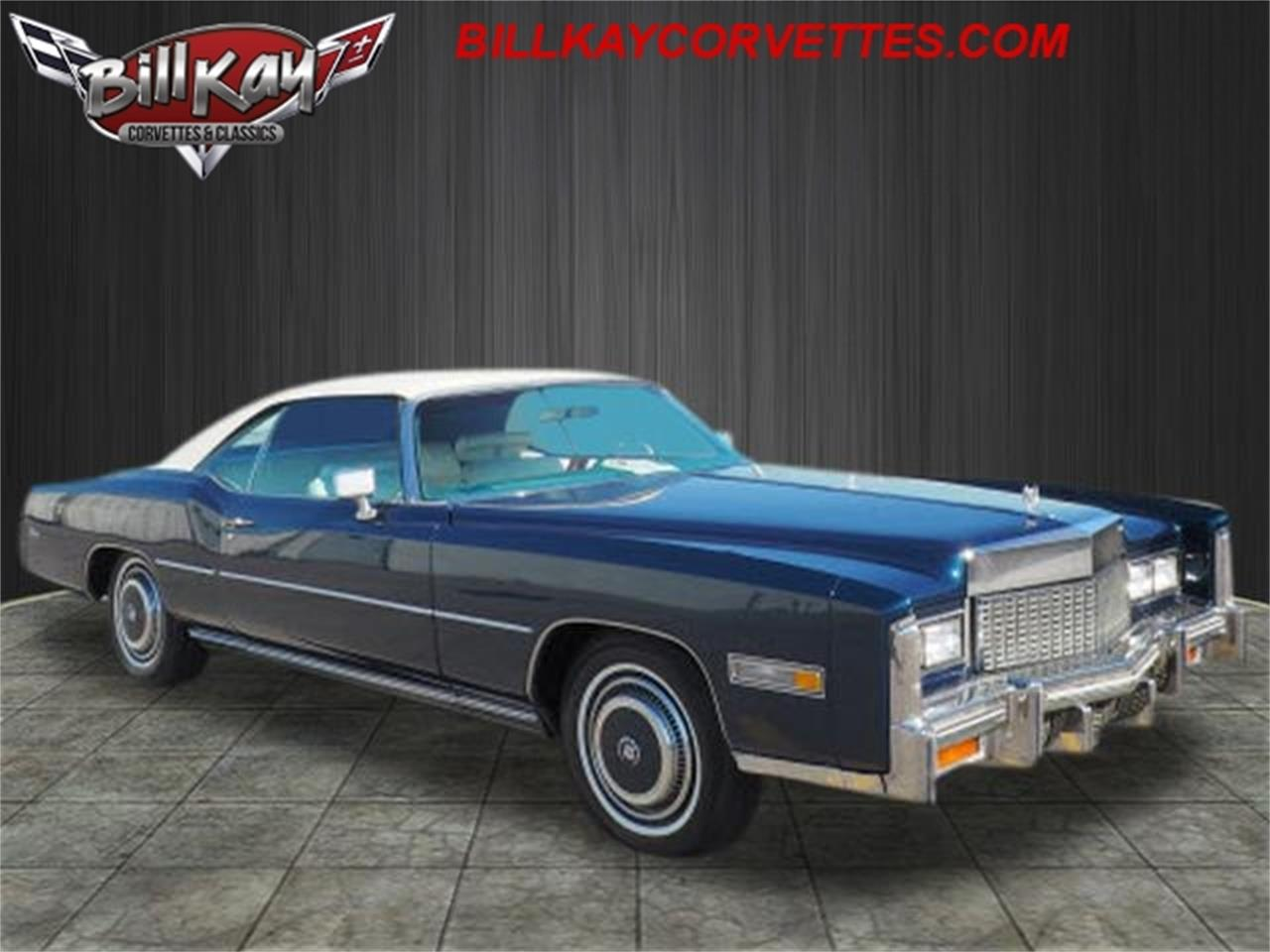 1976 Cadillac Eldorado for sale in Downers Grove, IL
