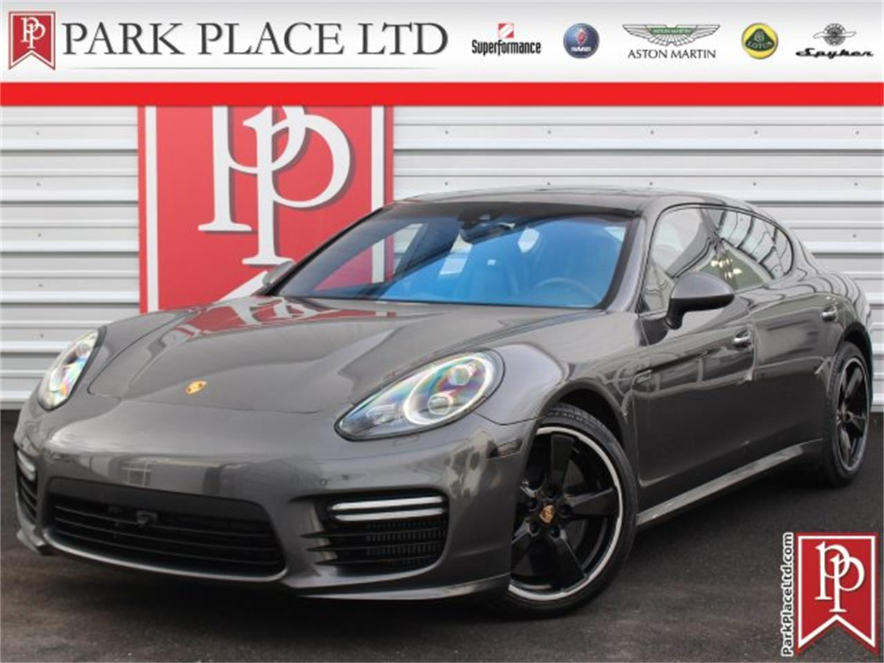 2014 Porsche Panamera for sale in Bellevue, WA