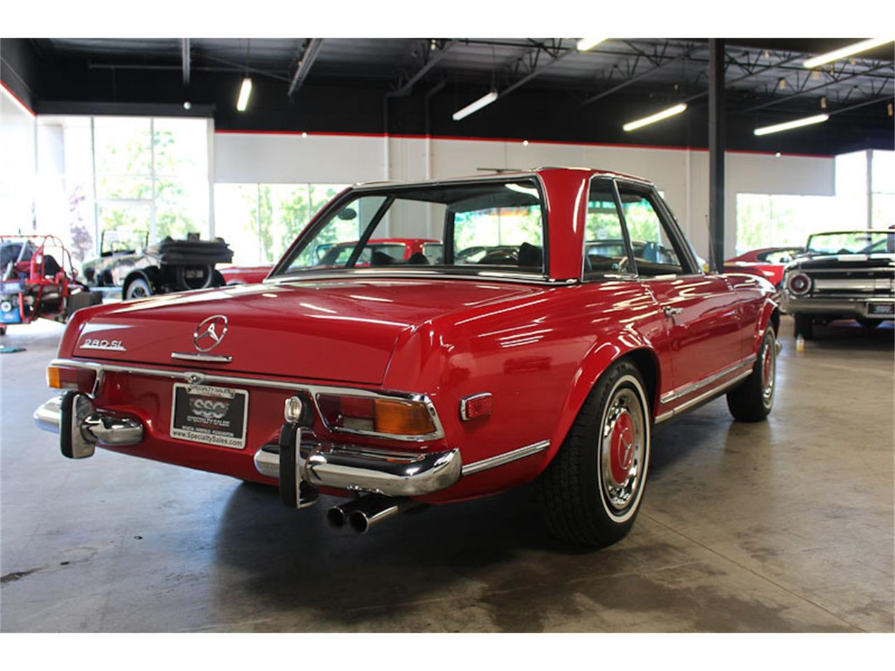 1970 Mercedes-Benz 280SL for sale in Fairfield, CA – photo 11