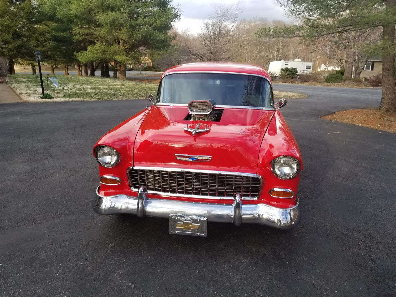 1955 Chevrolet Sedan Delivery for sale in Warrenton, VA – photo 2