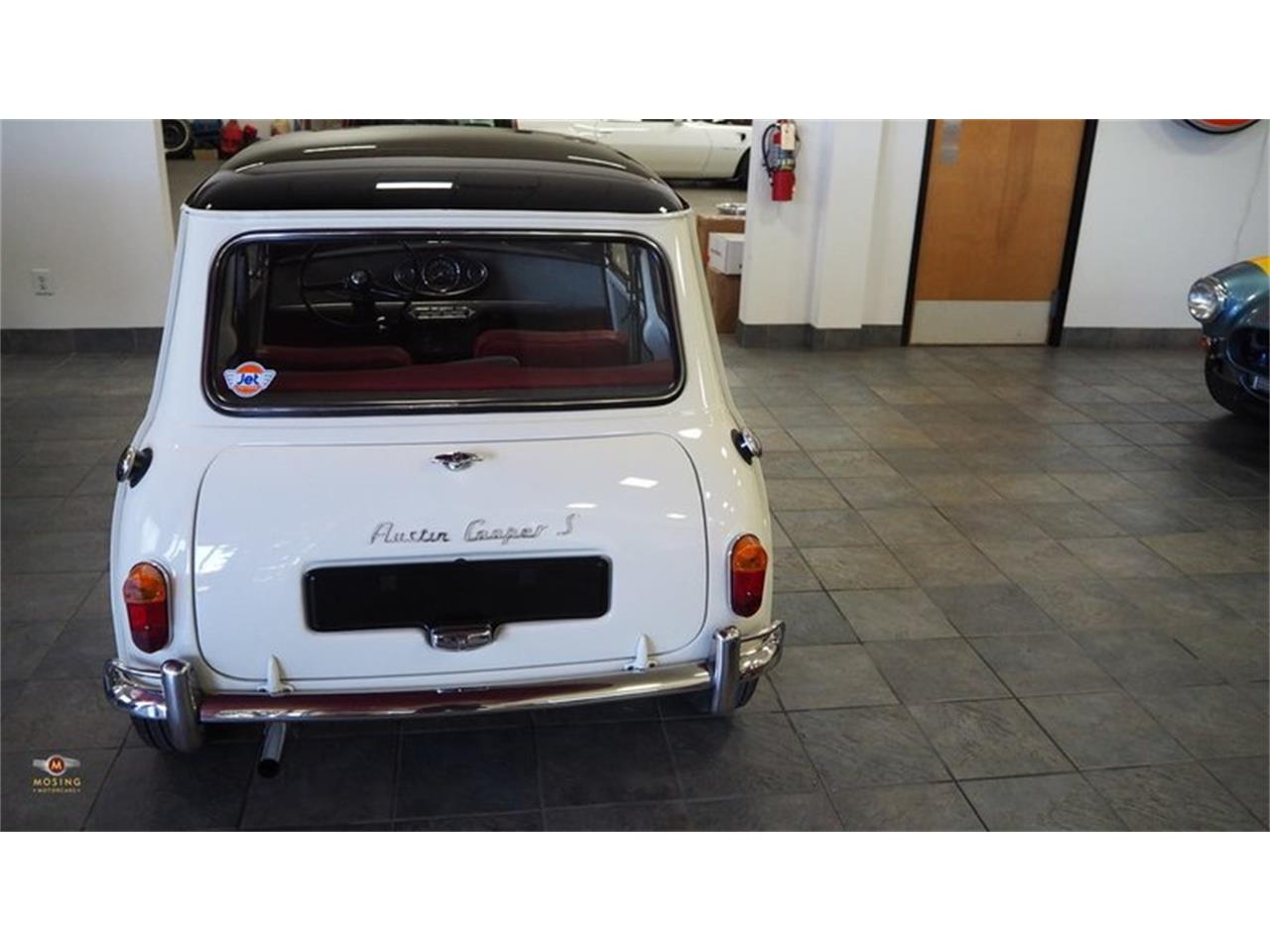 1967 Austin Mini Cooper S for sale in Austin, TX – photo 7
