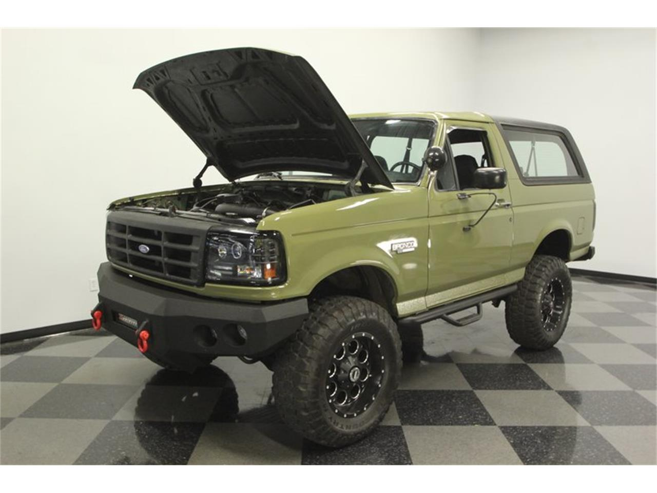 1996 Ford Bronco for sale in Lutz, FL – photo 35