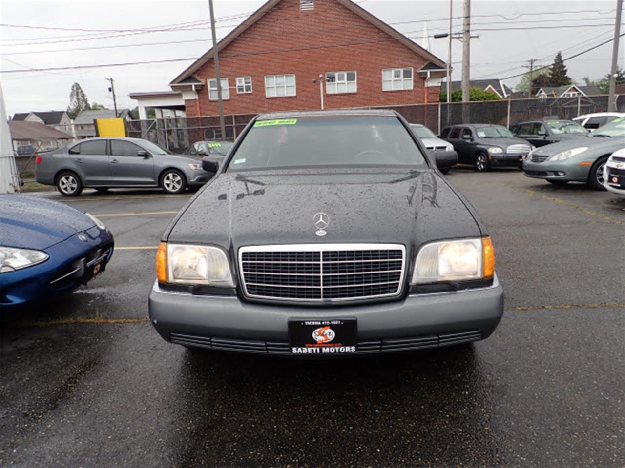 1992 Mercedes-Benz 500 for sale in Tacoma, WA ...