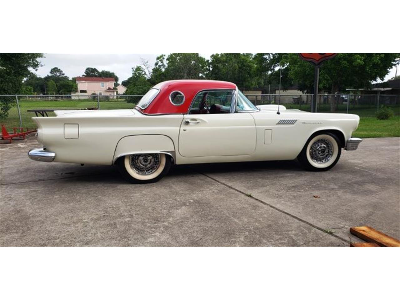 1957 Ford Thunderbird for sale in Cadillac, MI – photo 15