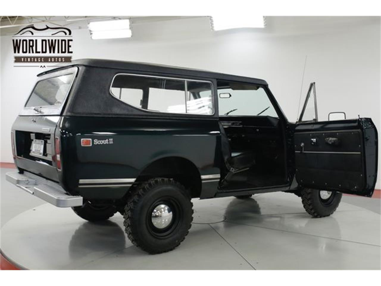 1973 International Scout for sale in Denver , CO – photo 49