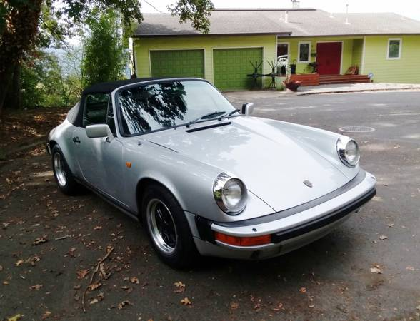 1984 Porsche 911 Carrera Cabriolet for sale in Portland, CA – photo 11