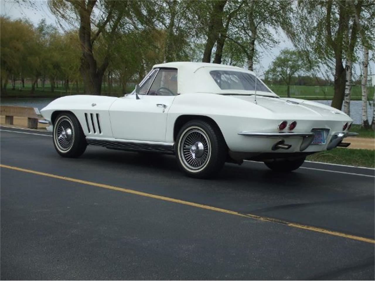 1966 Chevrolet Corvette for sale in Cadillac, MI – photo 2