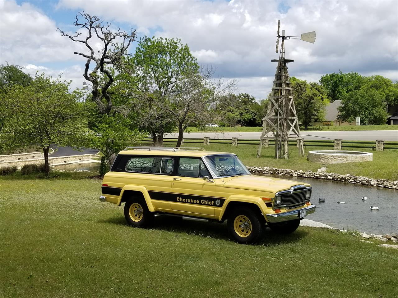 1979 Jeep Cherokee Chief for sale in Kerrville, TX – photo 34