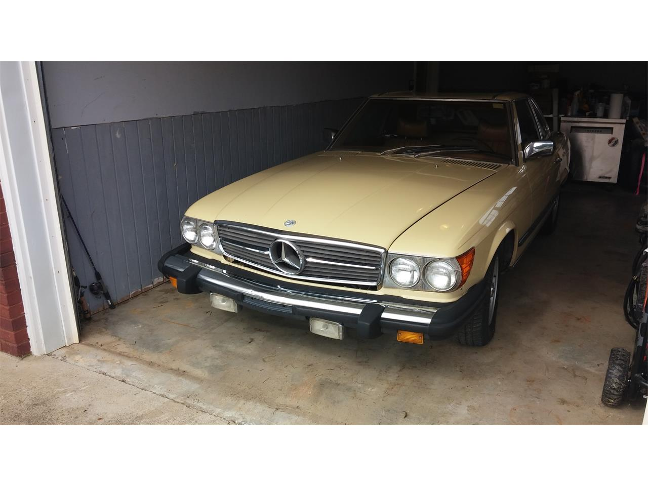 1978 Mercedes-Benz 450SL for sale in Haleyville, AL – photo 9