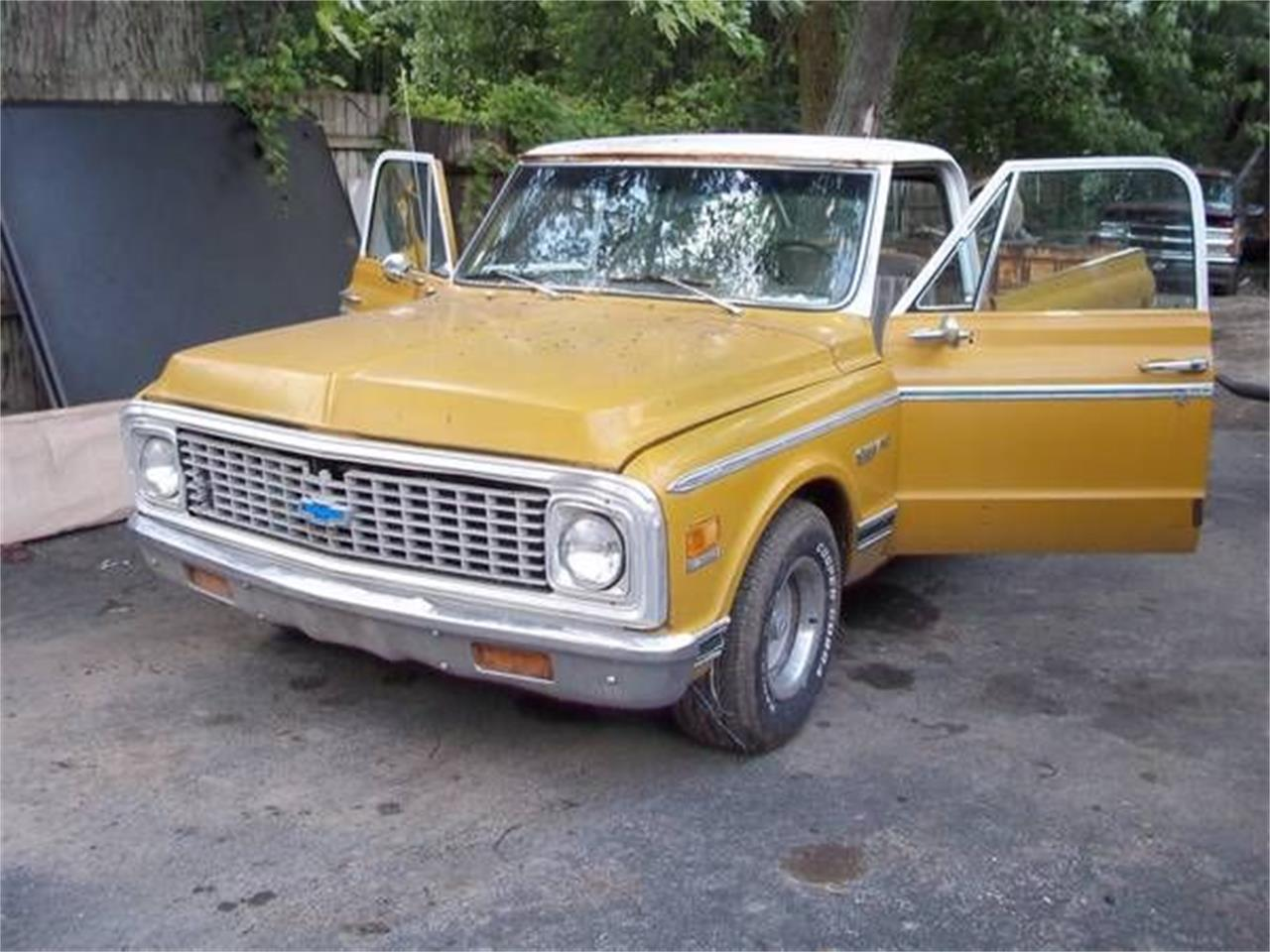 1971 Chevrolet C10 for sale in Cadillac, MI – photo 3