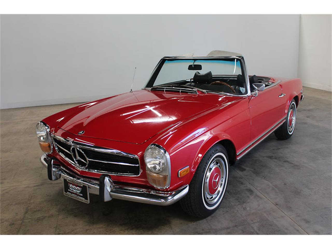 1970 Mercedes-Benz 280SL for sale in Fairfield, CA – photo 20