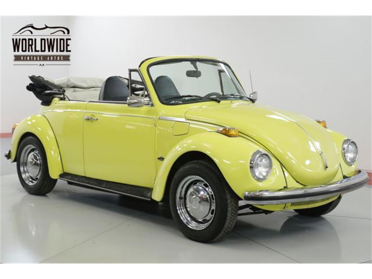 1973 Volkswagen Beetle >> 1973 Volkswagen Beetle For Sale In Denver Co