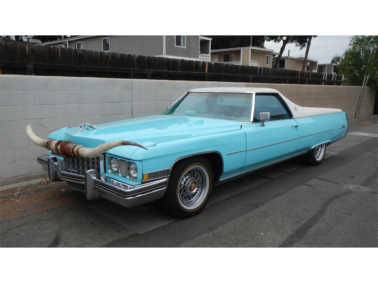 1973 Cadillac Eldorado for sale in Woodland Hills, CA – photo 2