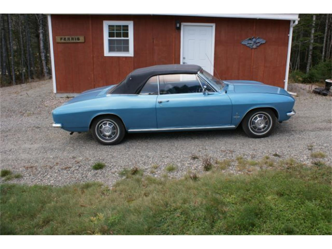 1966 Chevrolet Corvair for sale in Cadillac, MI – photo 4