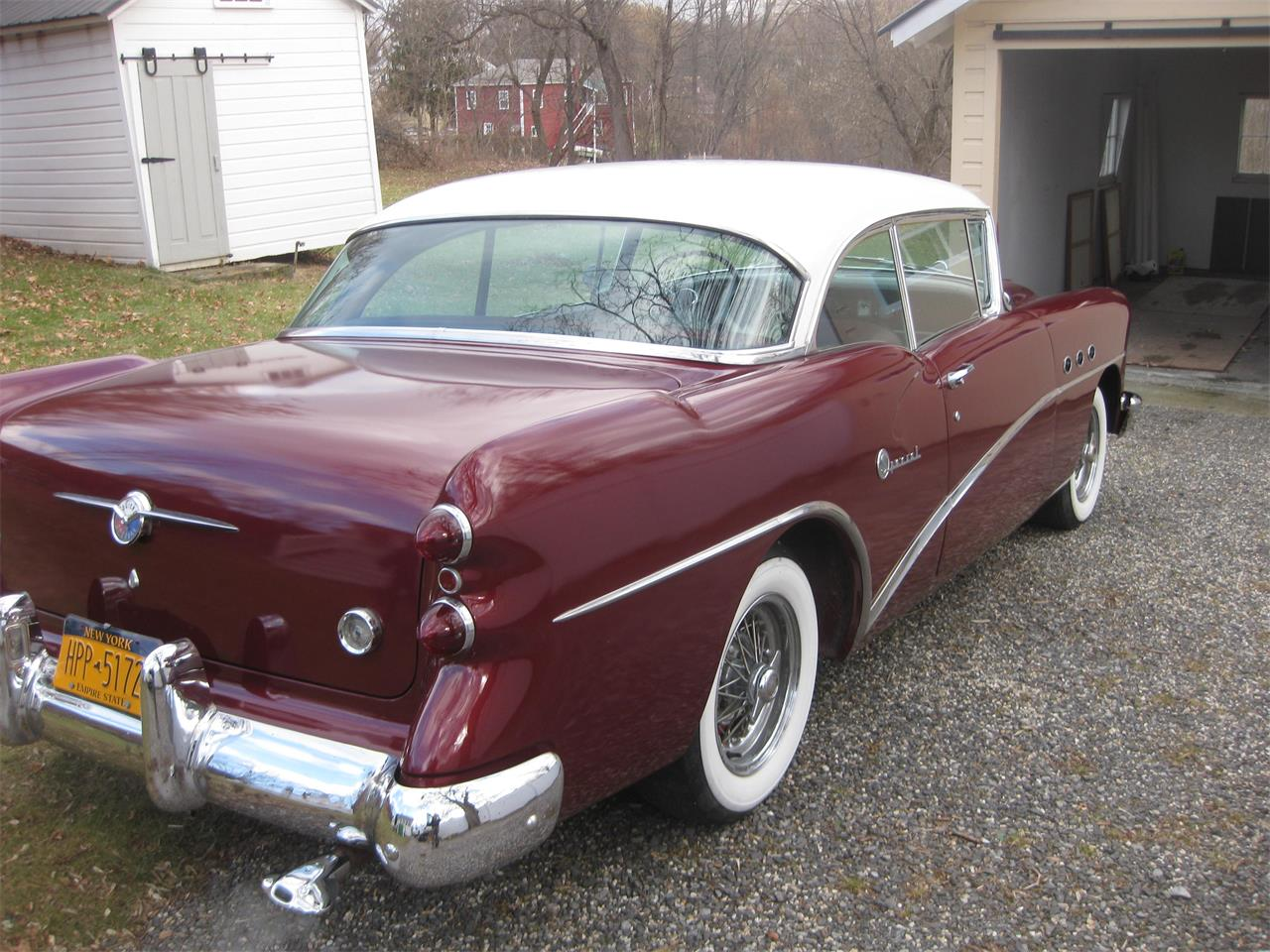 1954 Buick Special Riviera for sale in Hudson, NY – photo 3