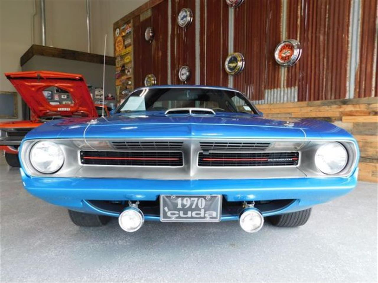 1970 Plymouth Barracuda for sale in Cadillac, MI – photo 8