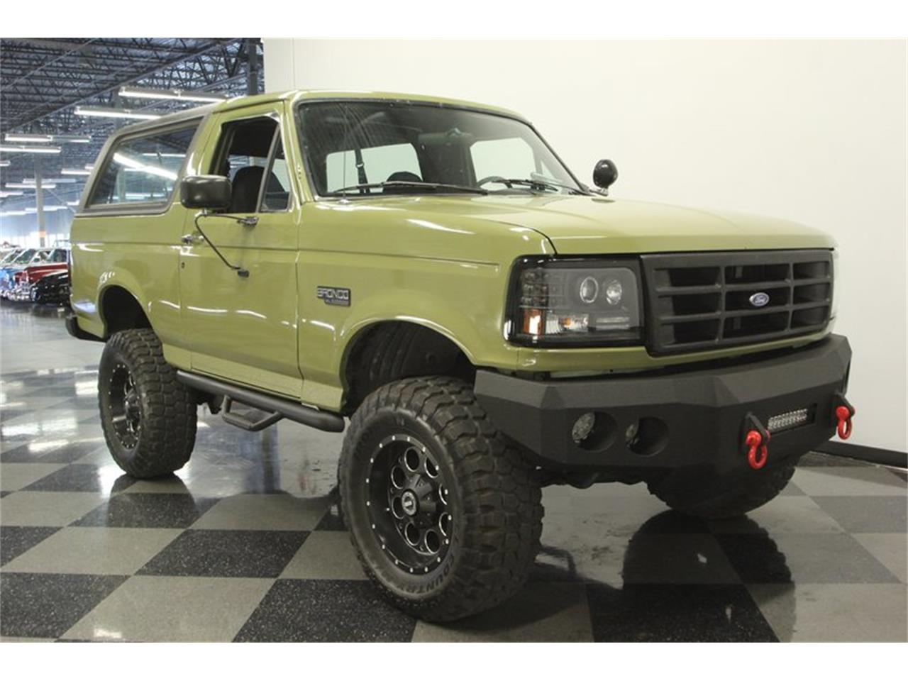 1996 Ford Bronco for sale in Lutz, FL – photo 16