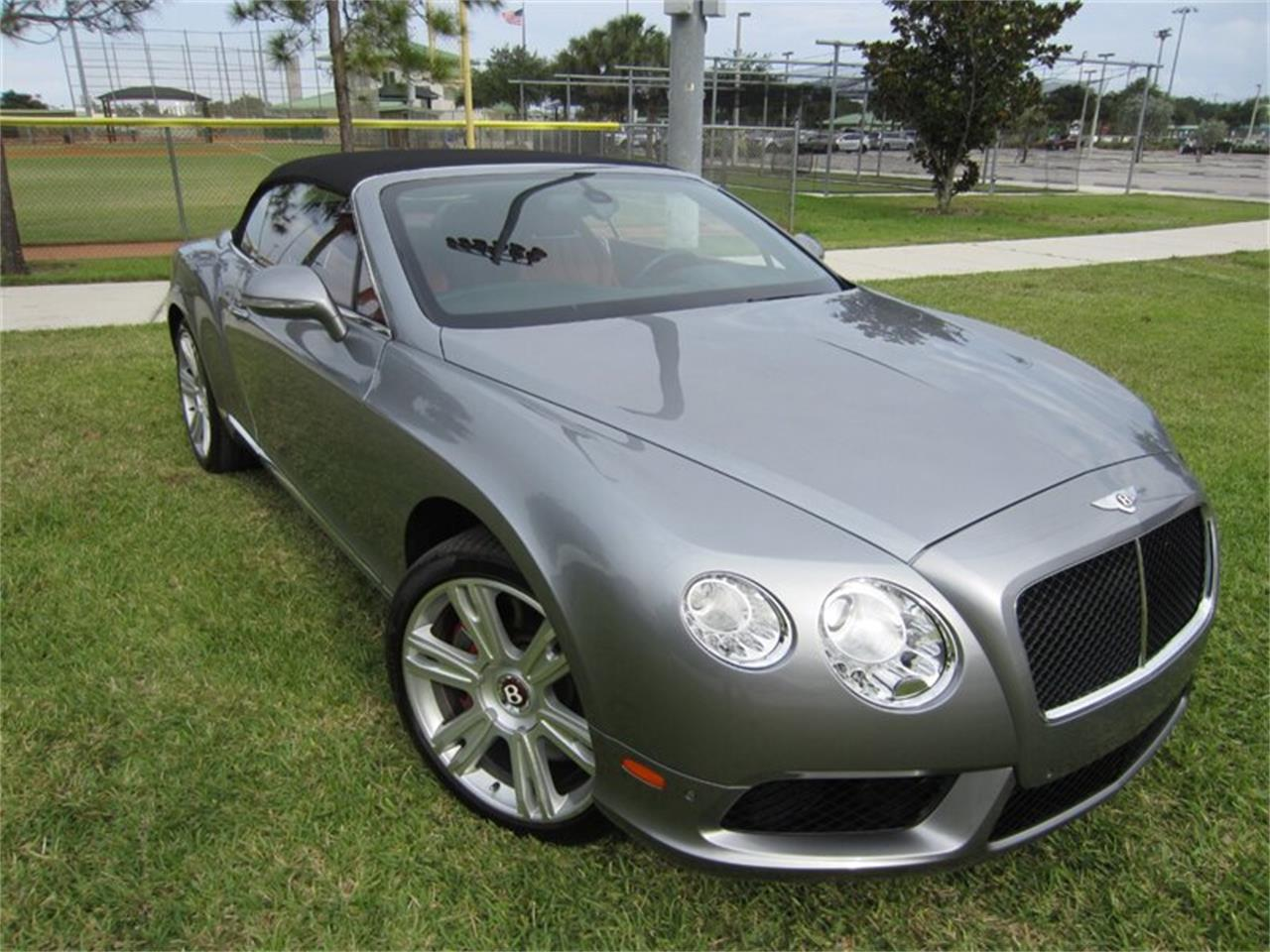 2013 Bentley Continental GTC V8 for sale in Delray Beach, FL – photo 20