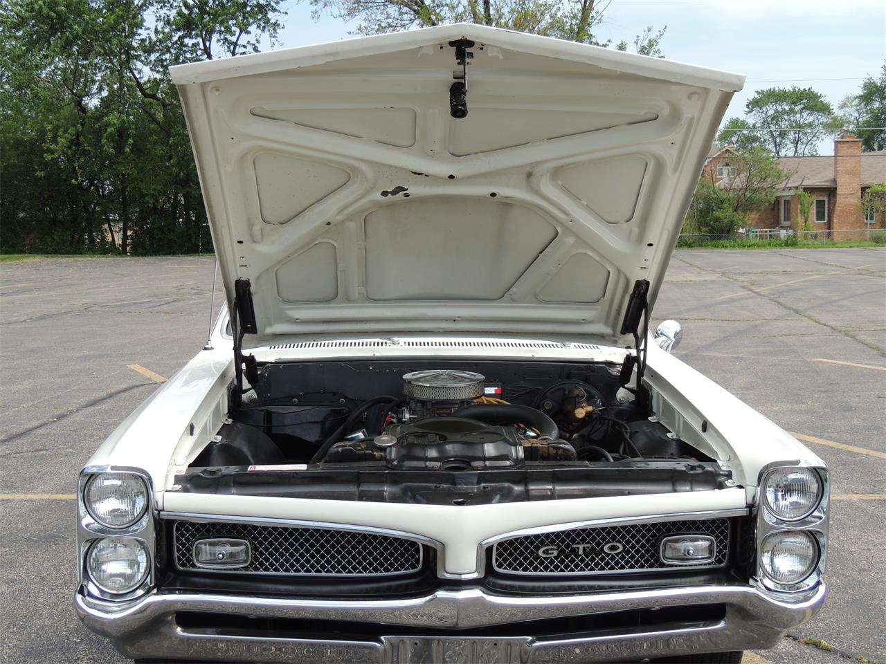 1967 Pontiac GTO for sale in Chicago, IL – photo 22