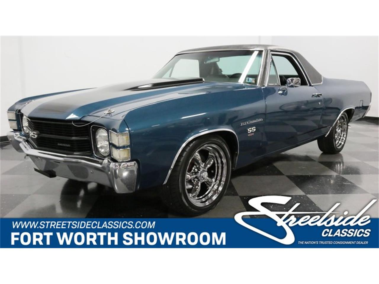 1971 Chevrolet El Camino for sale in Ft Worth, TX