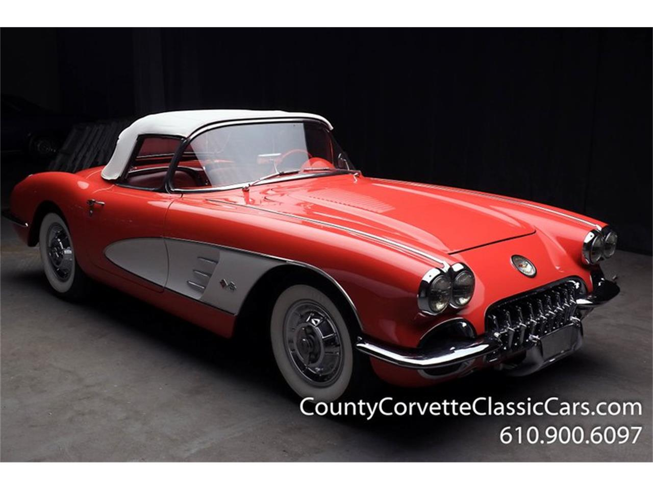 1958 Chevrolet Corvette for sale in West Chester, PA – photo 9