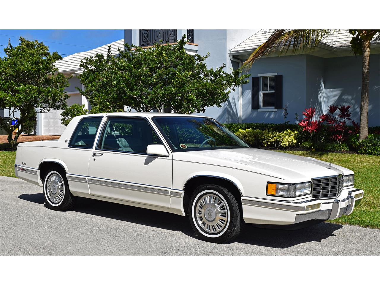 1991 Cadillac Coupe DeVille for sale in West Palm Beach, FL – photo 3