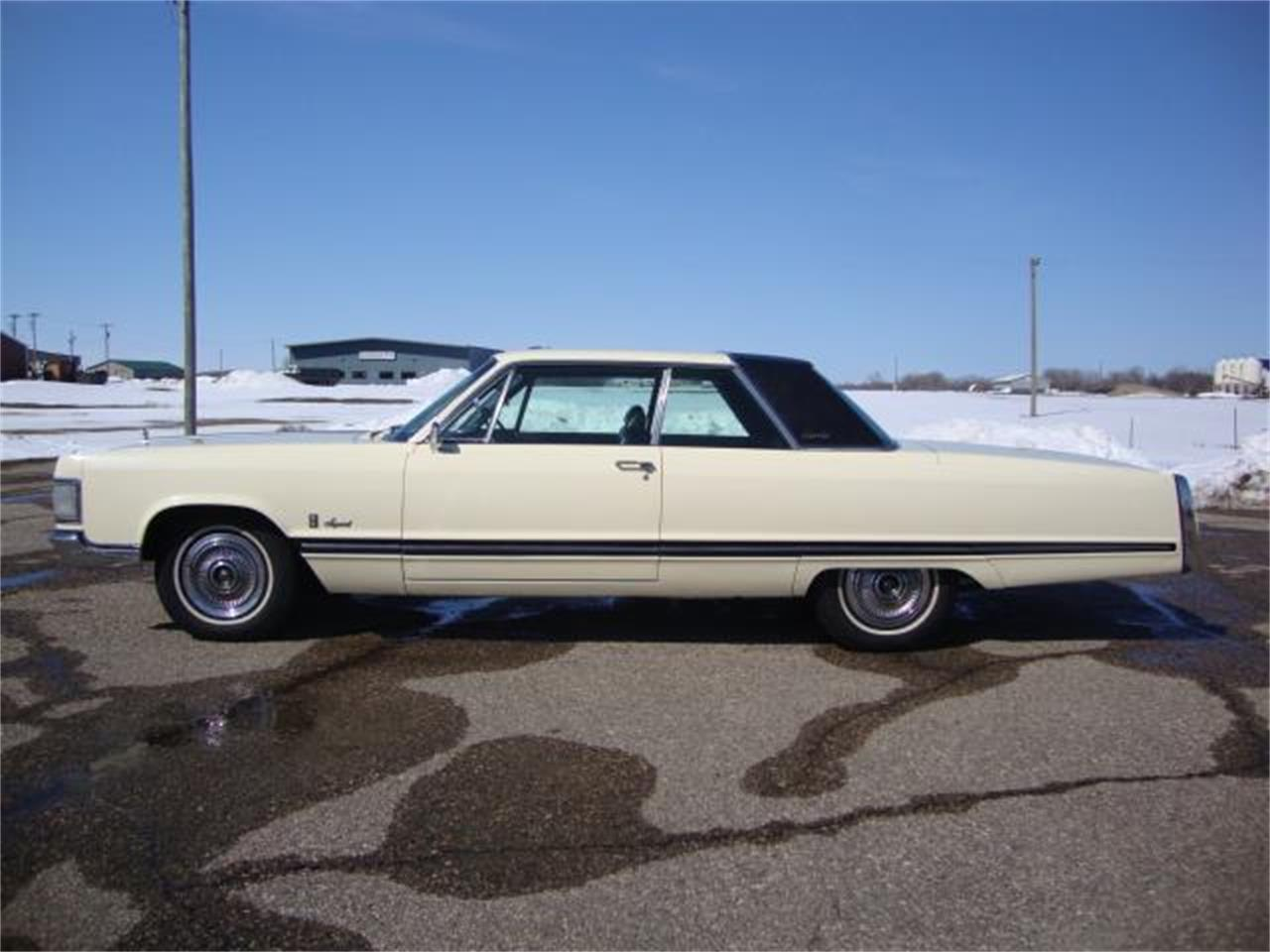 1967 Chrysler Imperial For Sale In Milbank Sd Classiccarsbay Com