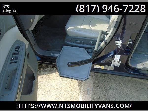 GMC ACADIA MOBILITY HANDICAPPED WHEELCHAIR LIFT SUV VAN ...