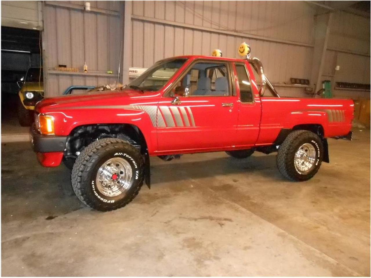 87 Toyota Pickup >> 1987 Toyota Pickup For Sale In Roseville Ca