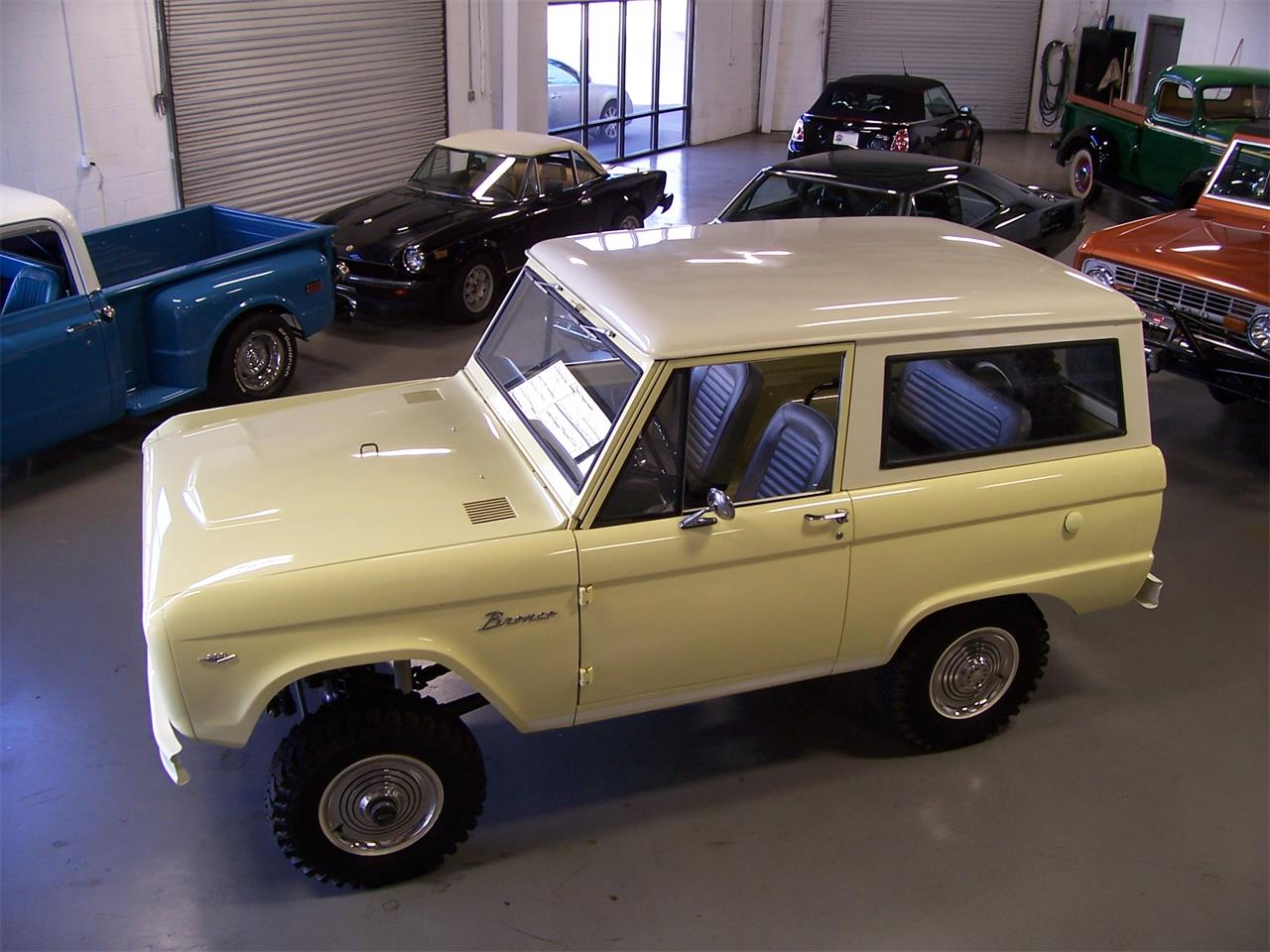 1966 Ford Bronco for sale in Alpharetta, GA – photo 89