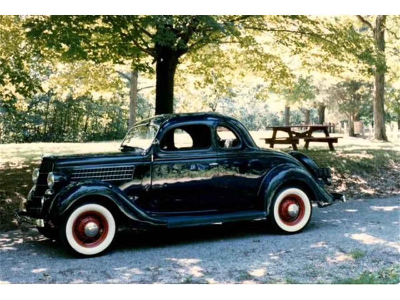 1935 Ford Coupe for sale in Cadillac, MI