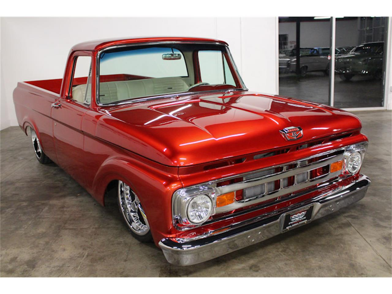 1962 Ford F100 for sale in Fairfield, CA – photo 8