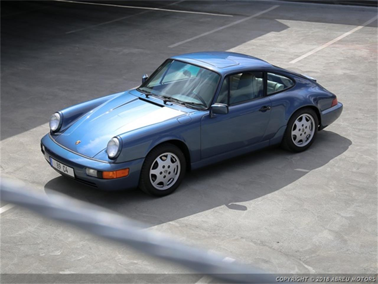 1989 Porsche 911 Carrera for sale in Carmel, IN – photo 37