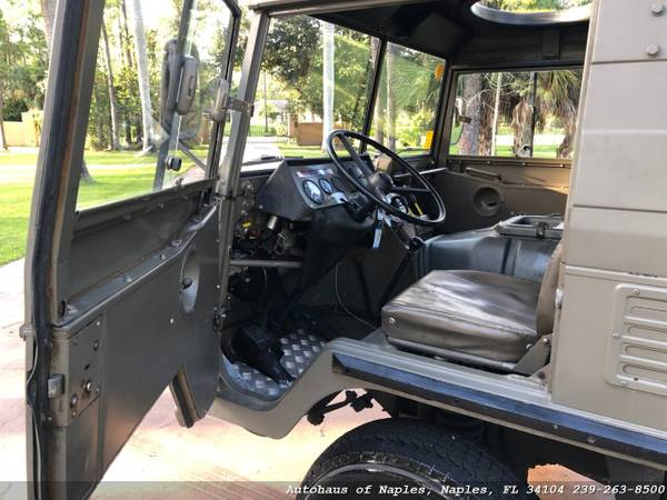 1977 Steyr Puch Pinzgauer 712K 6x6 Hard top! Very rare, Hard to find v for sale in Naples, FL – photo 10