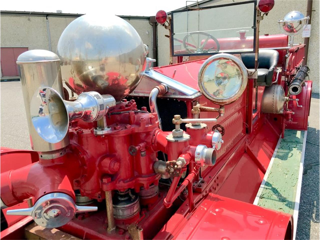 1920 Ahrens-Fox Fire Truck for sale in Morgantown, PA – photo 11