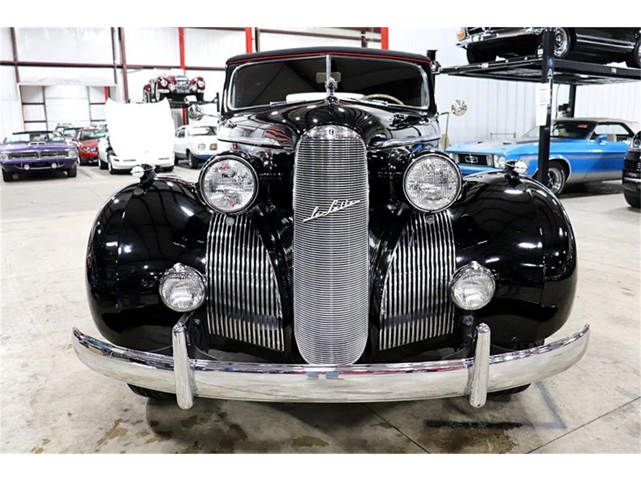 1939 LaSalle Coupe for sale in Kentwood, MI – photo 77