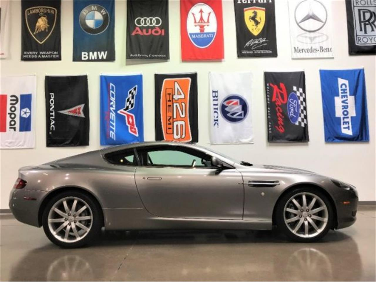 2006 Aston Martin DB9 for sale in Cadillac, MI – photo 20