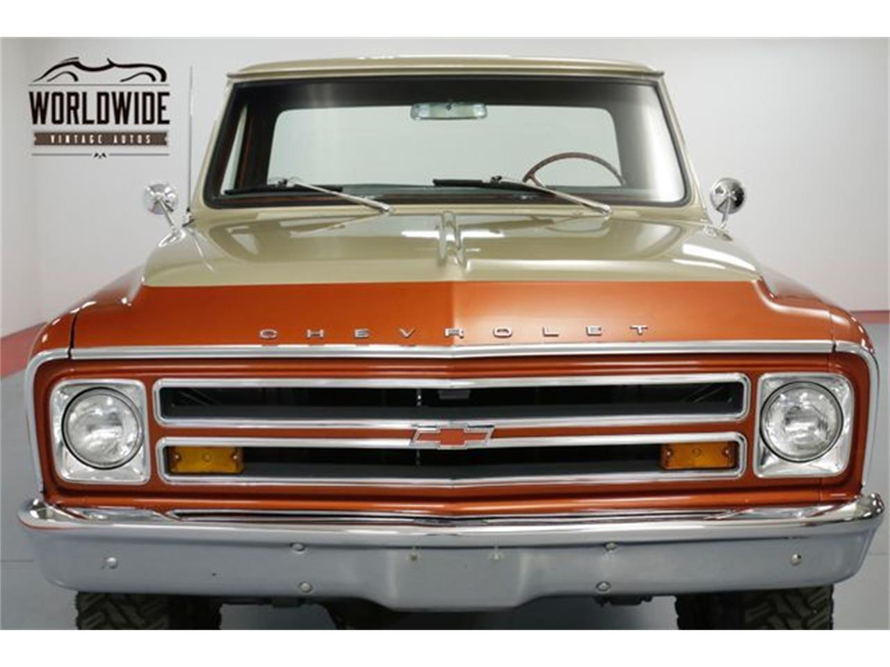 1968 Chevrolet K-20 for sale in Denver , CO – photo 32